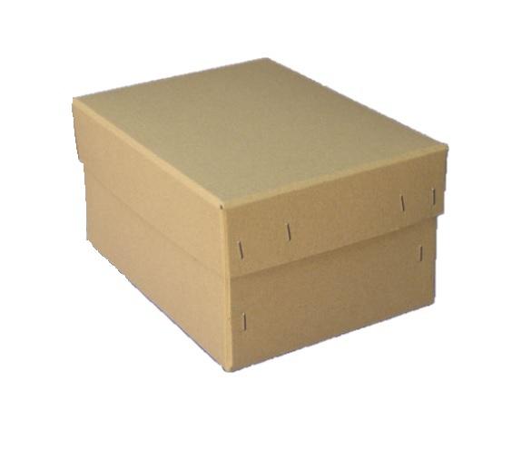 Vollpappe-Stülpdeckelkartons